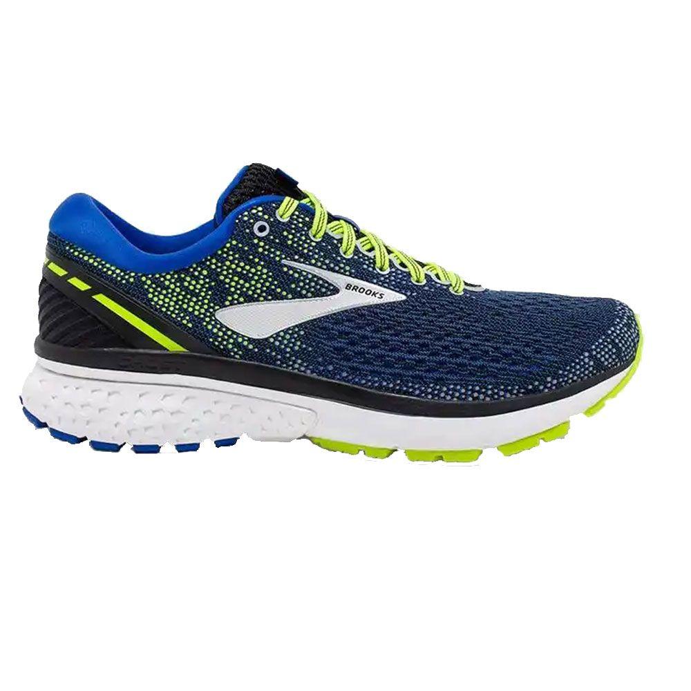 fc21f29569d31 Brooks - Ghost 11 Running Shoes Men black blue nightlife at Sport ...