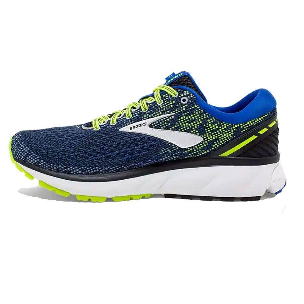 865c0e91399 Brooks - Ghost 11 Running Shoes Men black blue nightlife at Sport ...