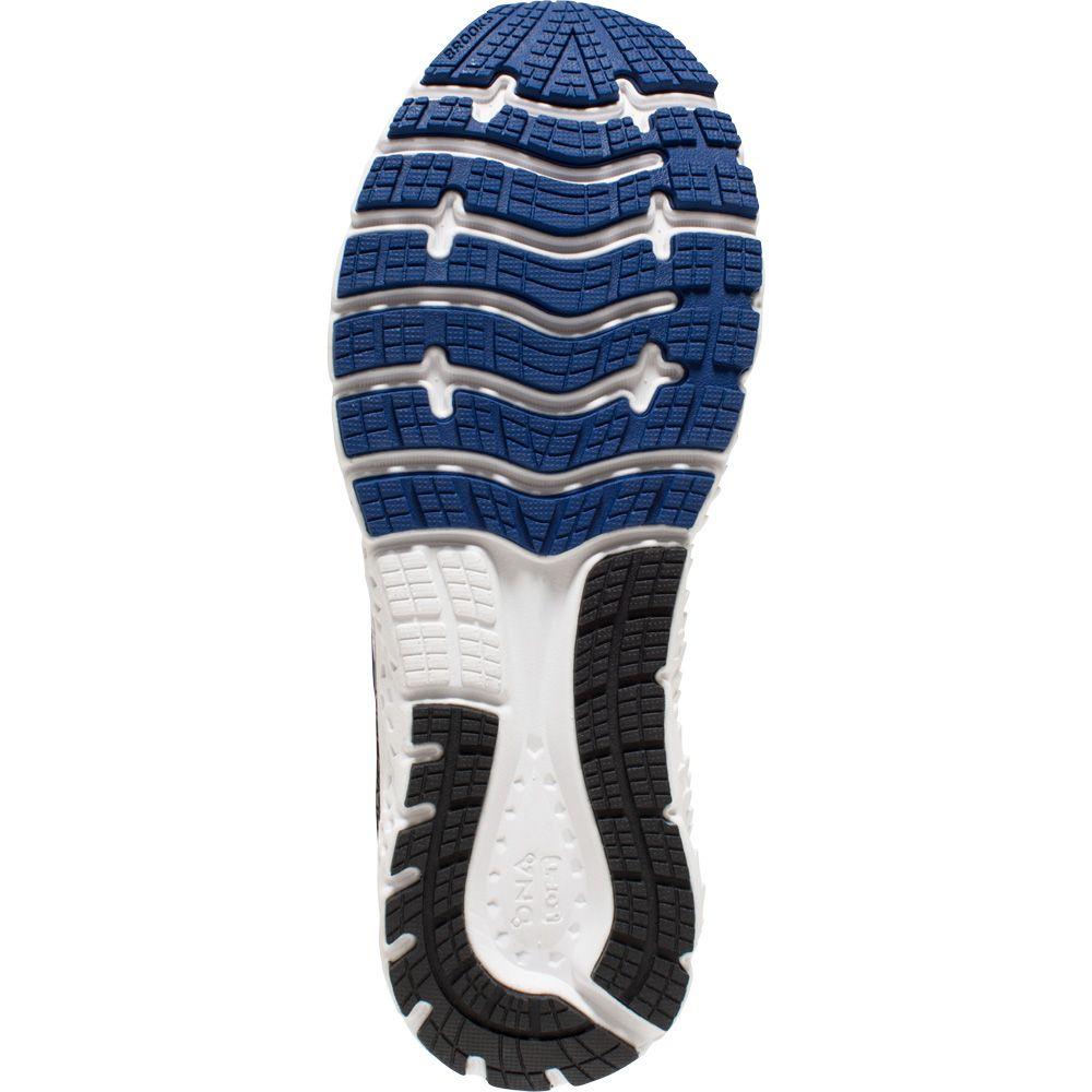 a48ab8f92ea Brooks - Glycerin 16 Running Shoes Men black lime blue at Sport ...
