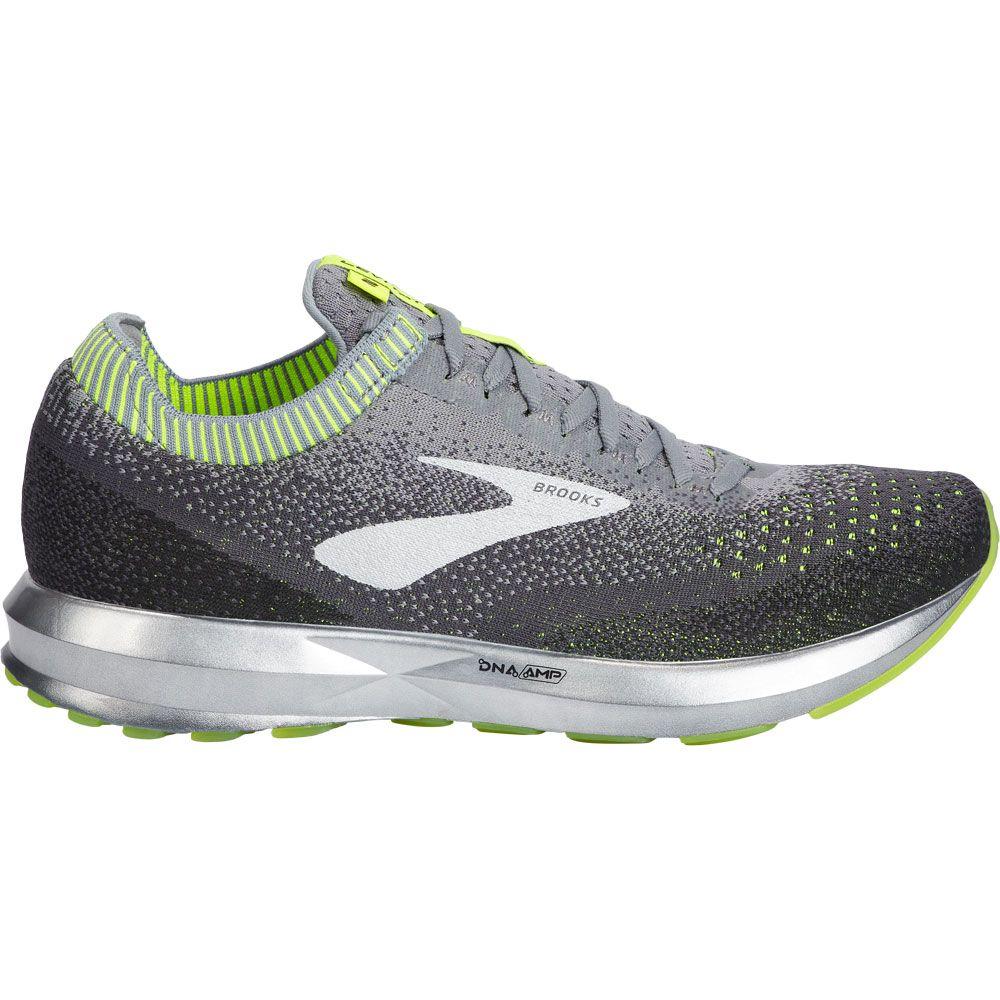 Levitate 2 Running Shoes Men grey nightlife black