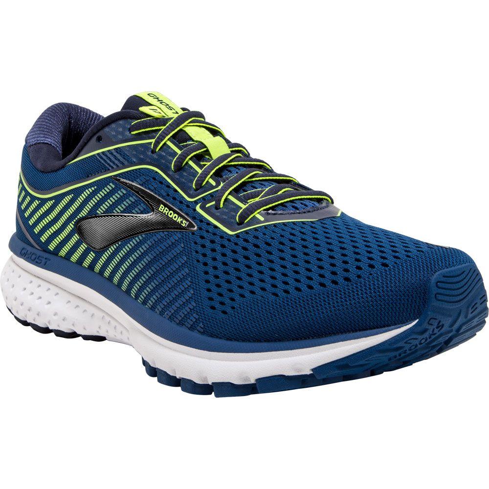 Ghost 12 Running Shoes Men blue navy nightlife