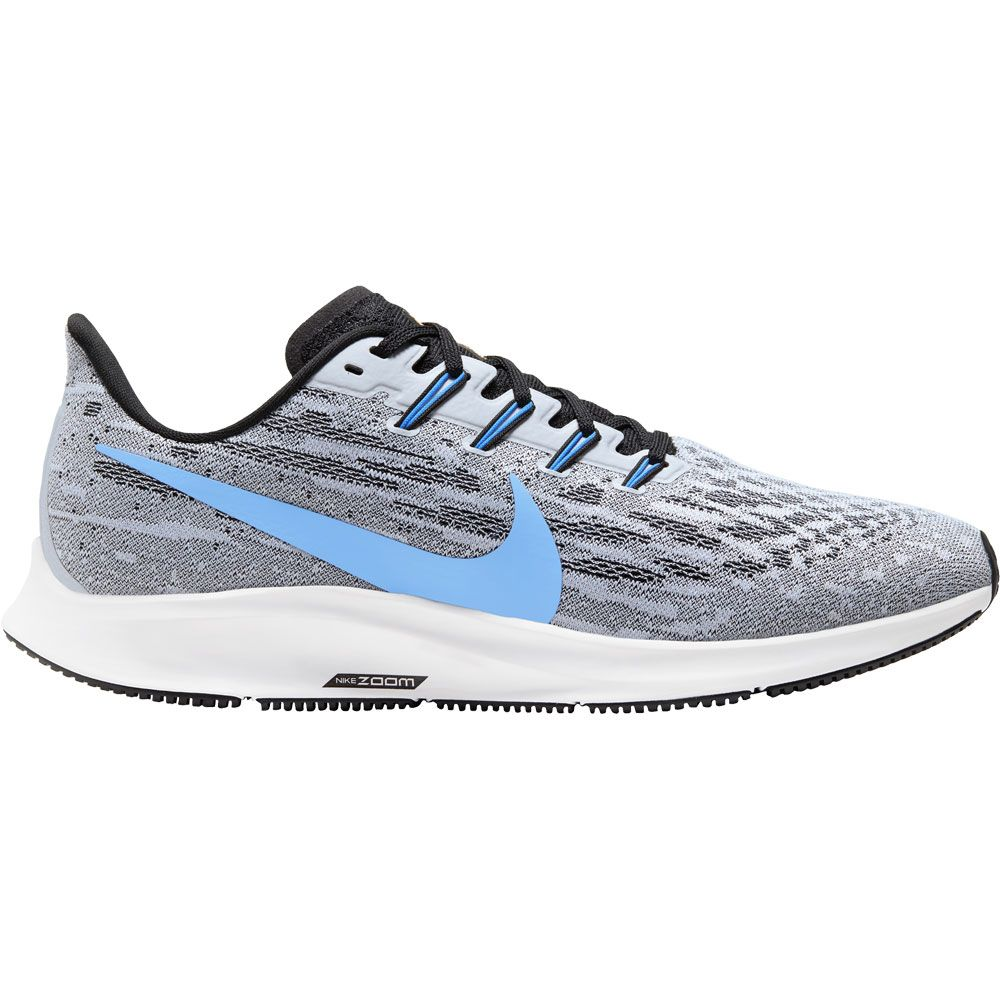 Shop Nike Mens Nike Air Zoom Running Shoes Breathable
