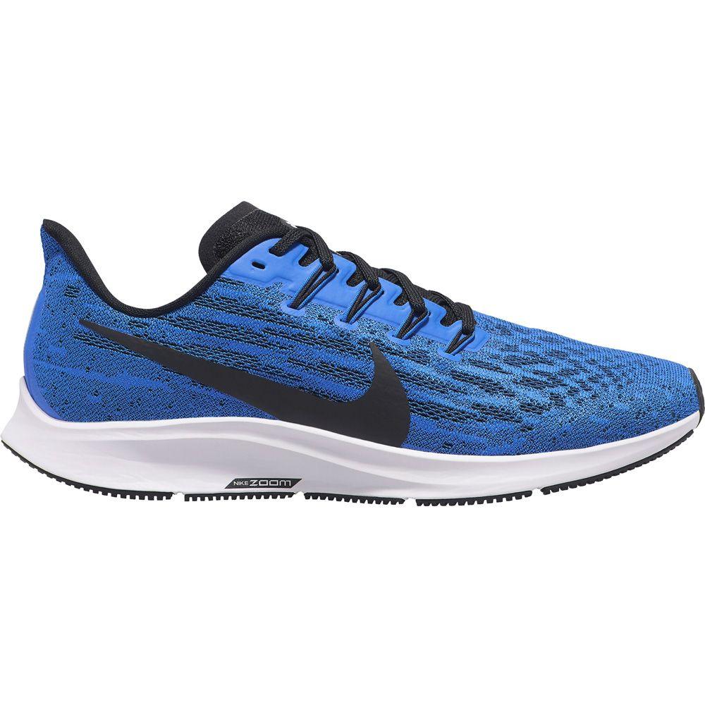 en términos de maletero Acechar  Nike - Air Zoom Pegasus 36Running Shoes Men racer blue black white at Sport  Bittl Shop