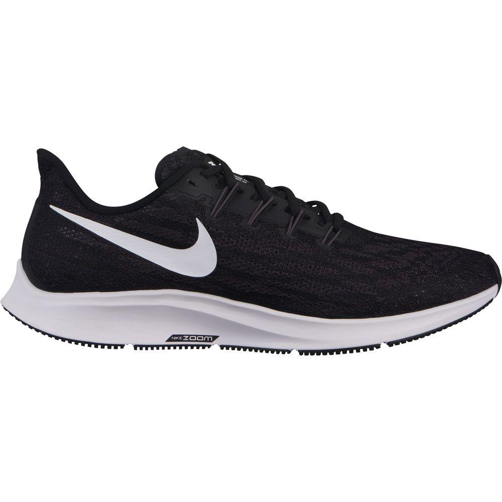 Nike Air Zoom Pegasus 36 Running Shoe Men black white thunder grey