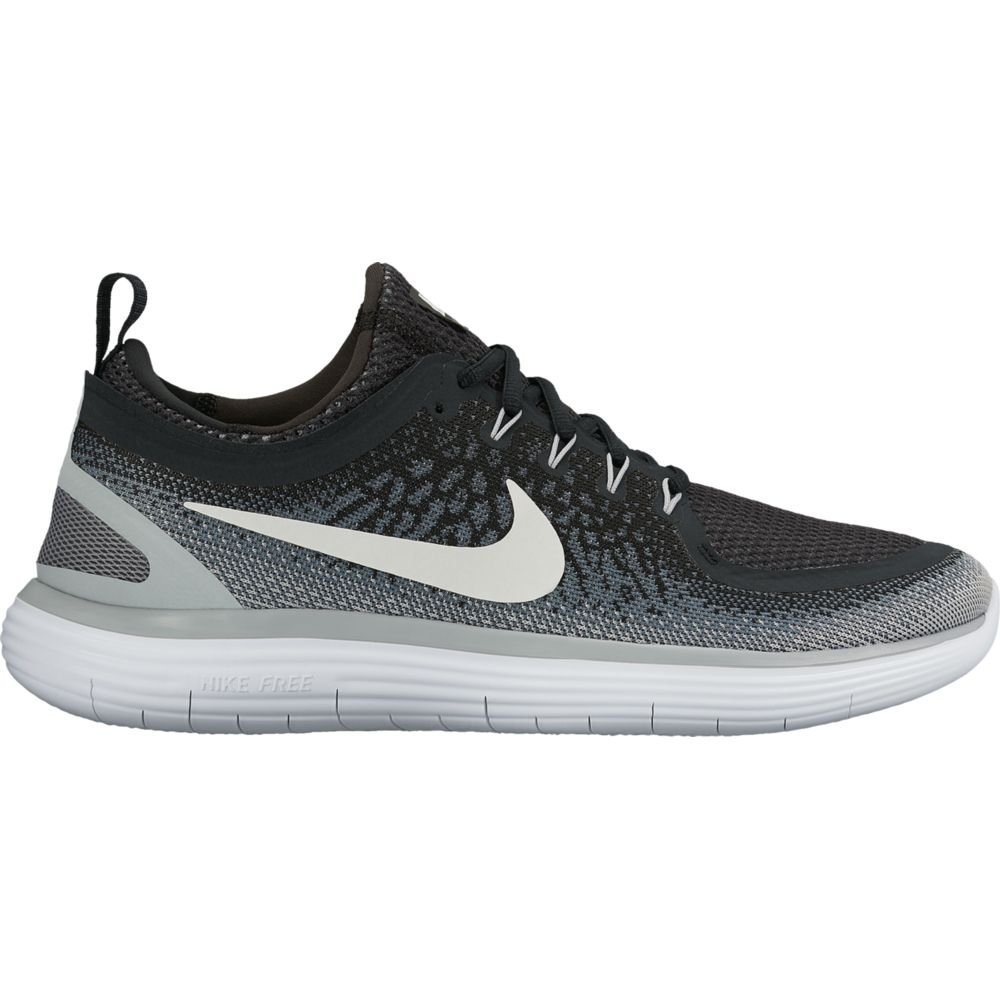 8a15bc888612b Nike - Free RN Distance 2 Running Shoe Men black cool grey dark grey ...