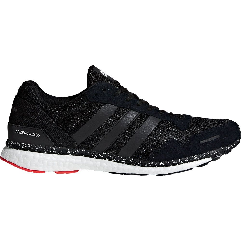 adidas Adizero Adios 3 Running Shoes Men hi res red core