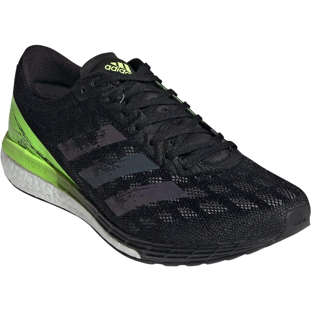 adidas Adizero Boston 9 Laufschuhe Herren core black