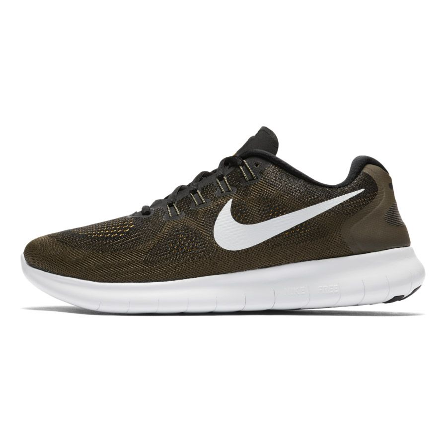 0b3b1de3c9fb3 Nike - Free RN Running Shoes Men olive at Sport Bittl Shop