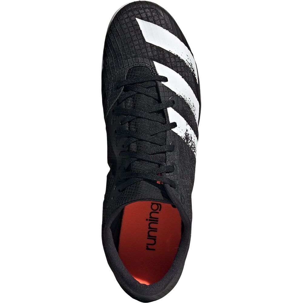 adidas Distancestar Spike Laufschuhe Herren footwear white core black shock red