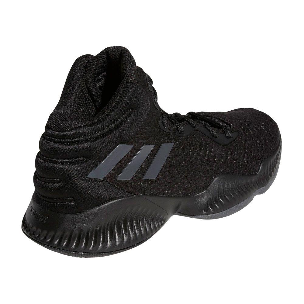 adidas Mad Bounce 2018 Basketballschuhe Herren schwarz