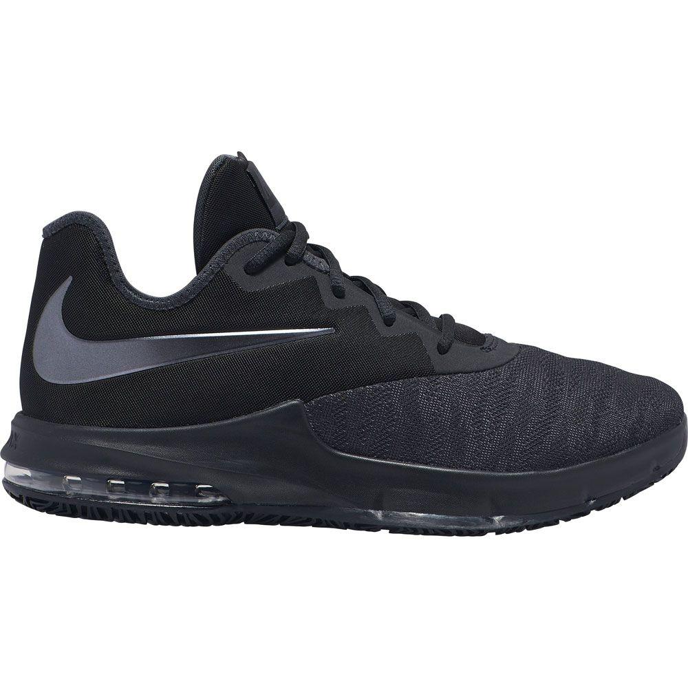 Shop Black Nike Air Max Infuriate 2 Mid Shoe | Sneakers