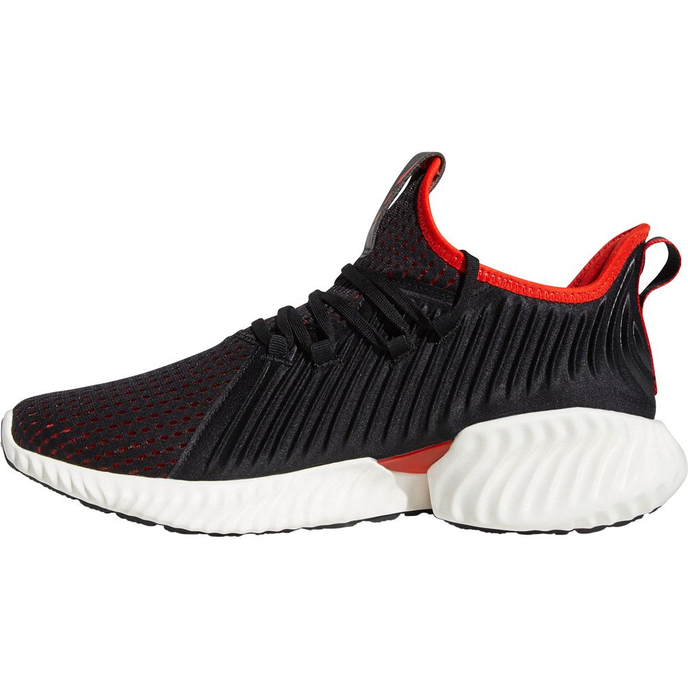 adidas Alphabounce Instinct Clima Schuhe Herren core black active red