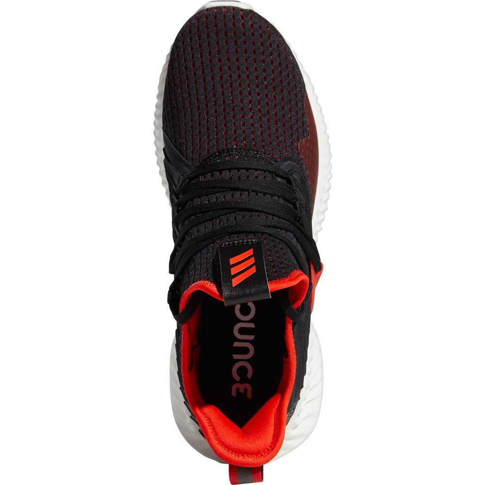 adidas Alphabounce Instinct Clima Schuhe Herren core black active red