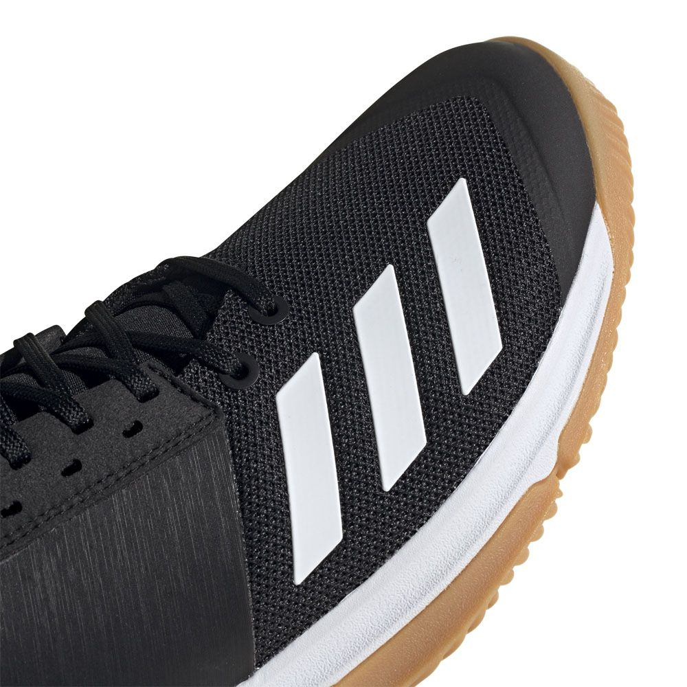 Schuhe Crazyflight Herren footwear adidas Team black gum core white CxdoWBre