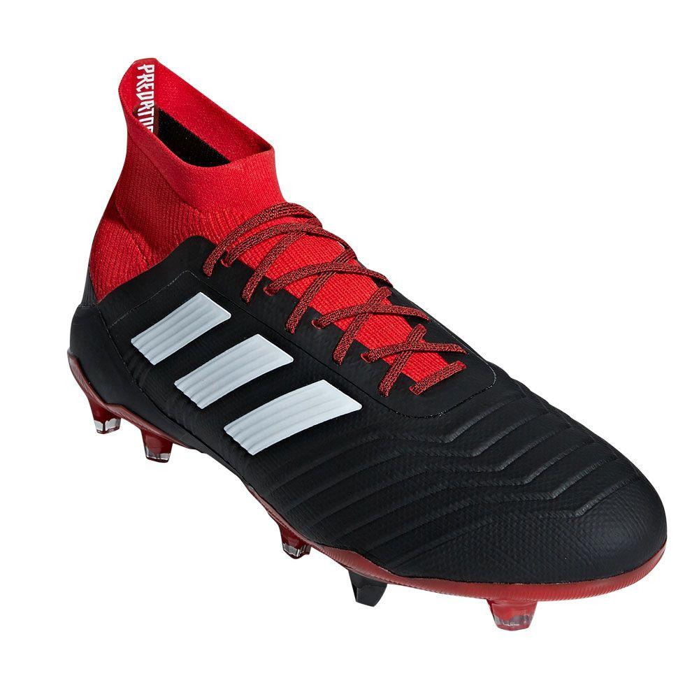 adidas Predator 18.1 FG football shoes men core black