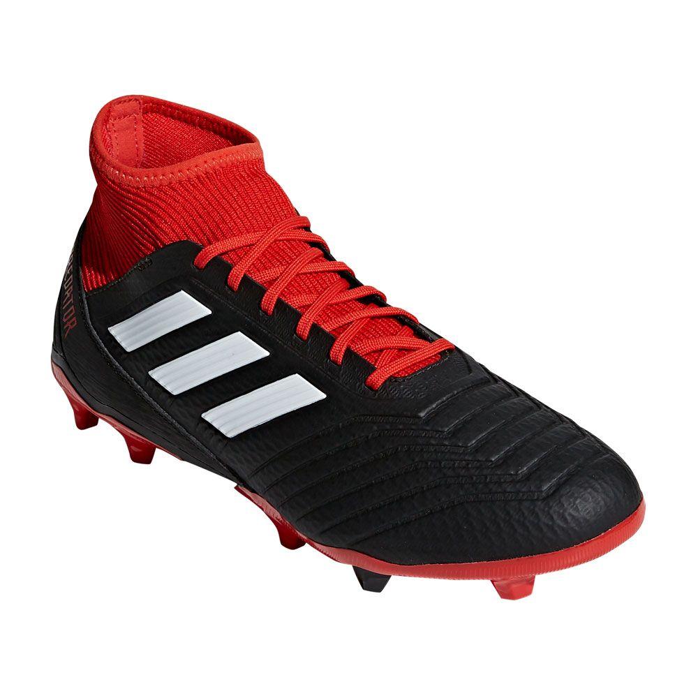 ... sale uk f47b0 bc0d8 Predator 18.3 FG Football Shoes Men core black ... dae949fa9