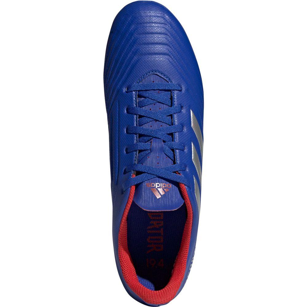 adidas Predator 19.4 FxG Football Shoes Men bold blue