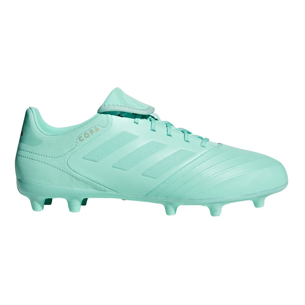 the best attitude b020d c634d adidas COPA 18.3 FG Football Shoes Men clear mint