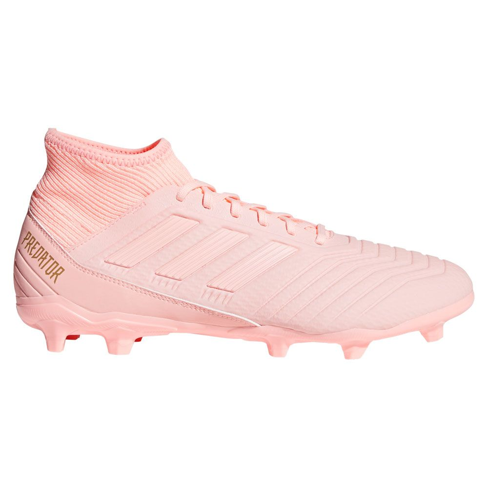 adidas Predator 18.3 FG football shoes men trace pink at