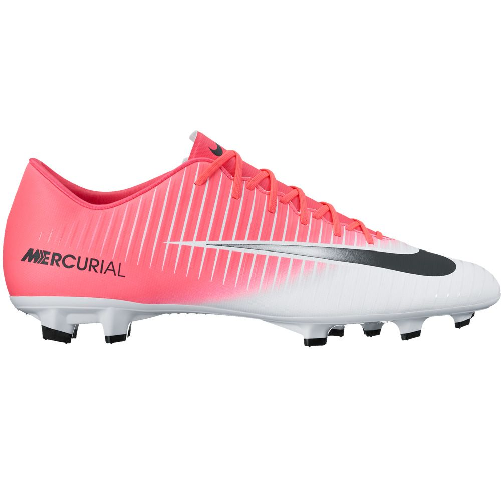 best service ab438 08c29 Nike - Mecurial Victoy VI FG football shoes men racer pink ...