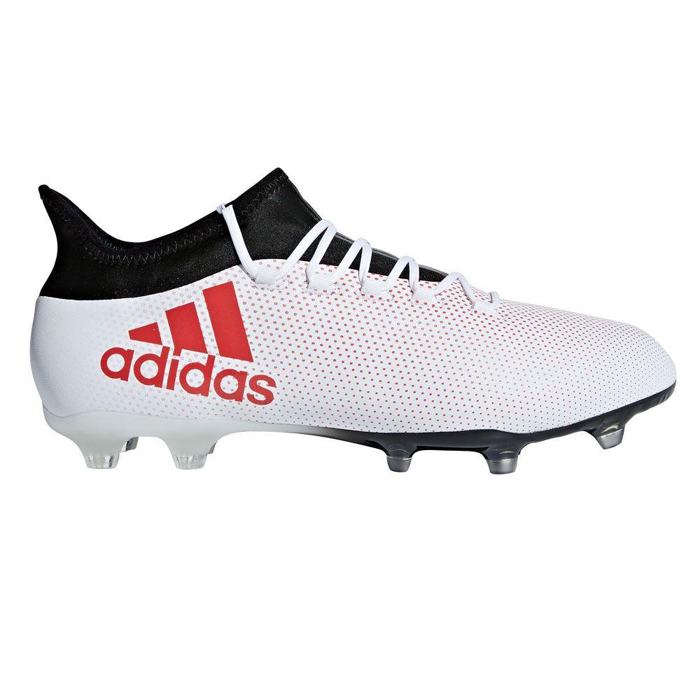 X 17.2 FG football shoes men white