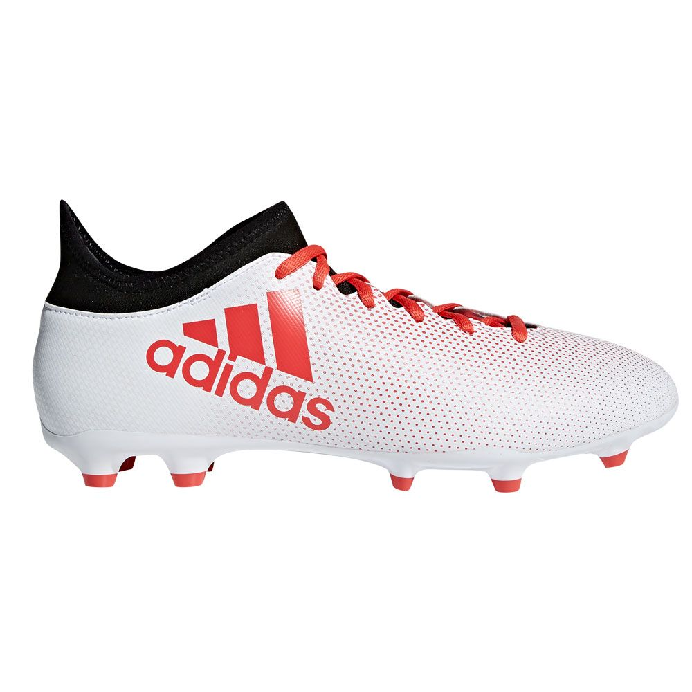 8c7cefcf5f7b adidas - X 17.3 FG Football Shoes Men ftwr white real coral core ...