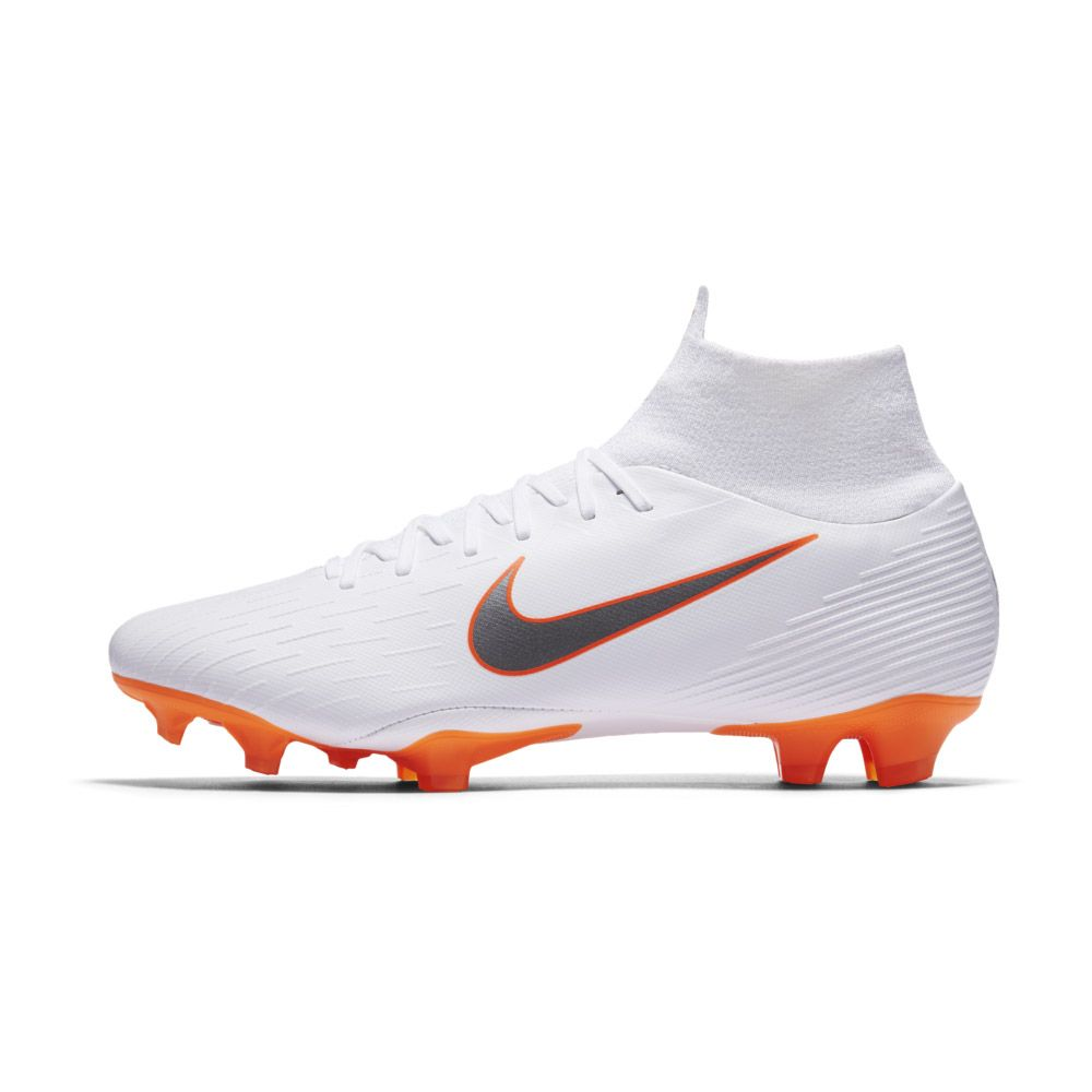 amazon performance sportswear sleek Nike - Mercurial Superfly VI Pro FG Football Boots Men white ...