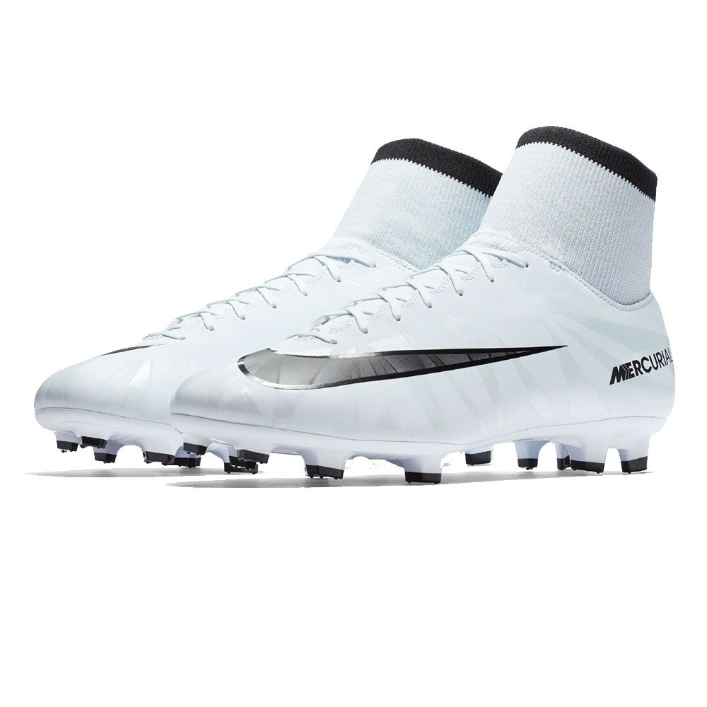 Mercurial Victory VI Dynamic Fit CR7 Firm Ground Football Shoe Men white