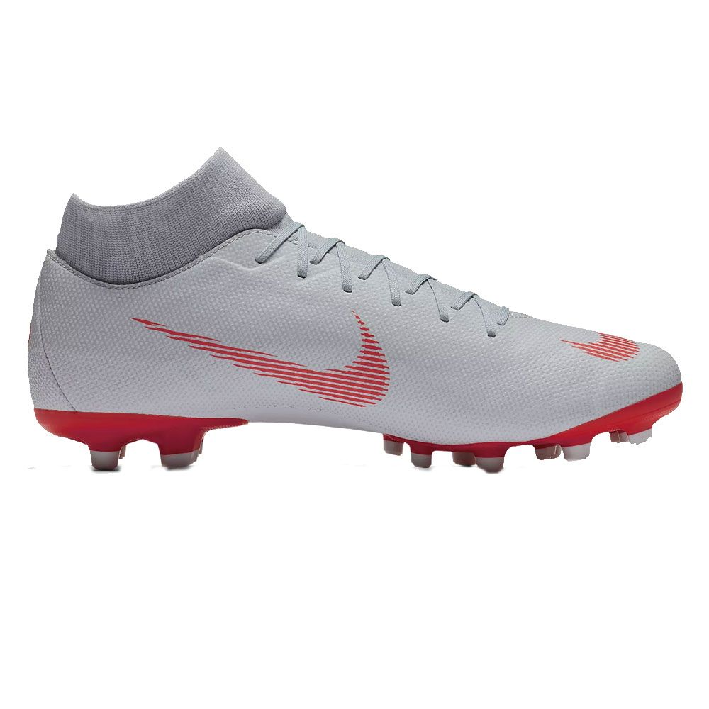 c245e355aaf Nike - Mercurial Superfly VI Academy MG football shoes men grey at ...
