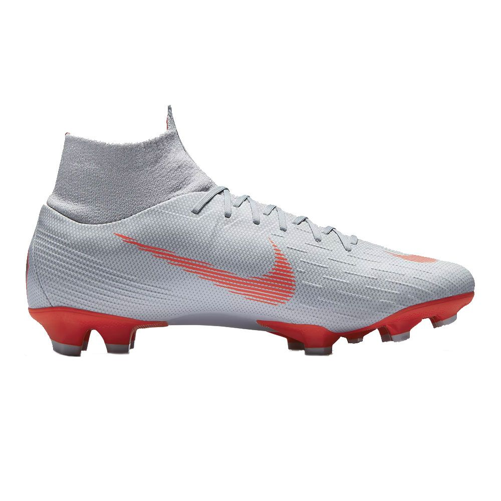 fb4f5e29e Nike - Mercurial Superfly VI Pro FG football shoes men grey at Sport ...