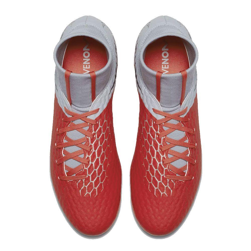 c22558192 Nike - Hypervenom Phantom III Academy DF FG football shoes men grey ...