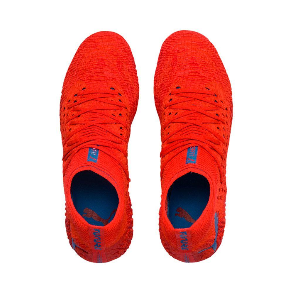 1539e7a3053 Puma - Future 19.1 Netfit FG AG Football Shoes Men red blast bleu ...