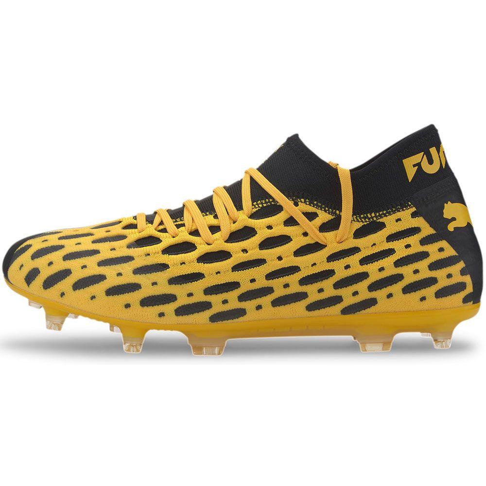Puma - Future 5.2 Netfit FG/AG Football Shoe Men ultra yellow puma black