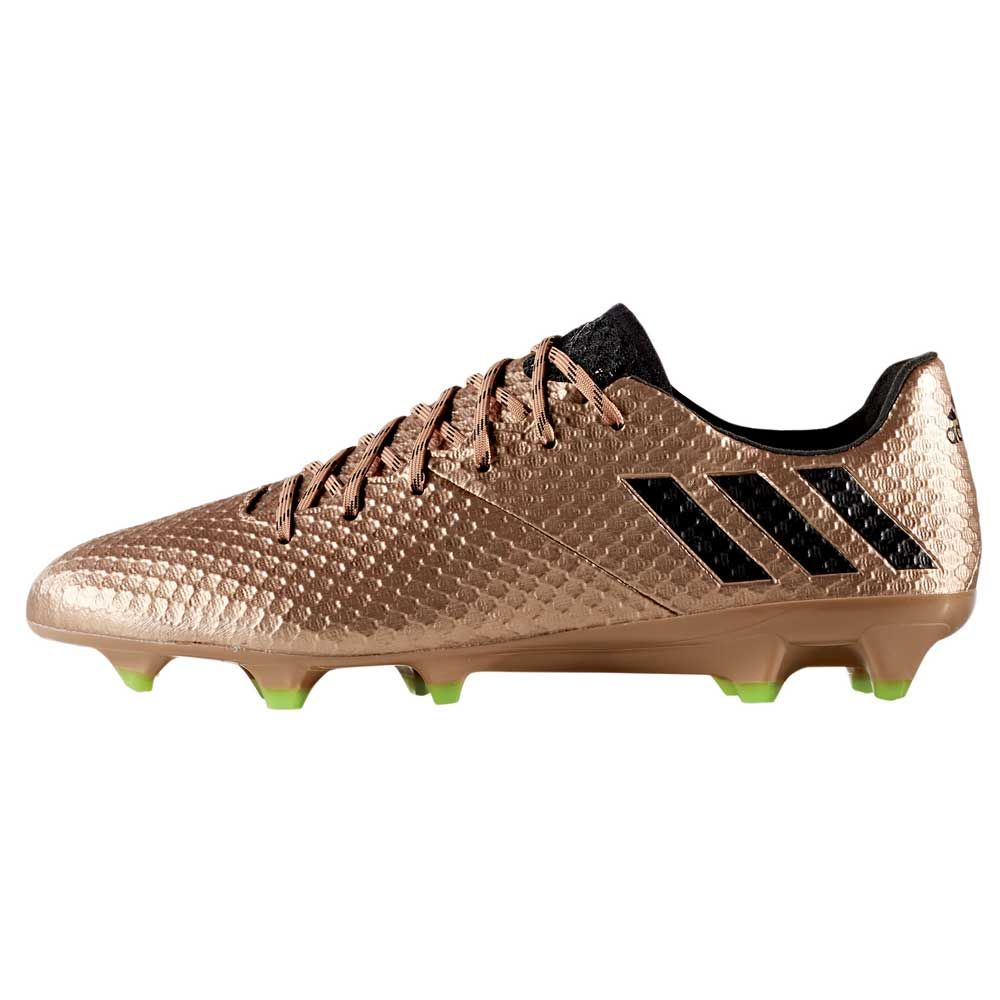 adidas Messi 16.1 FG football boot men copper metallic