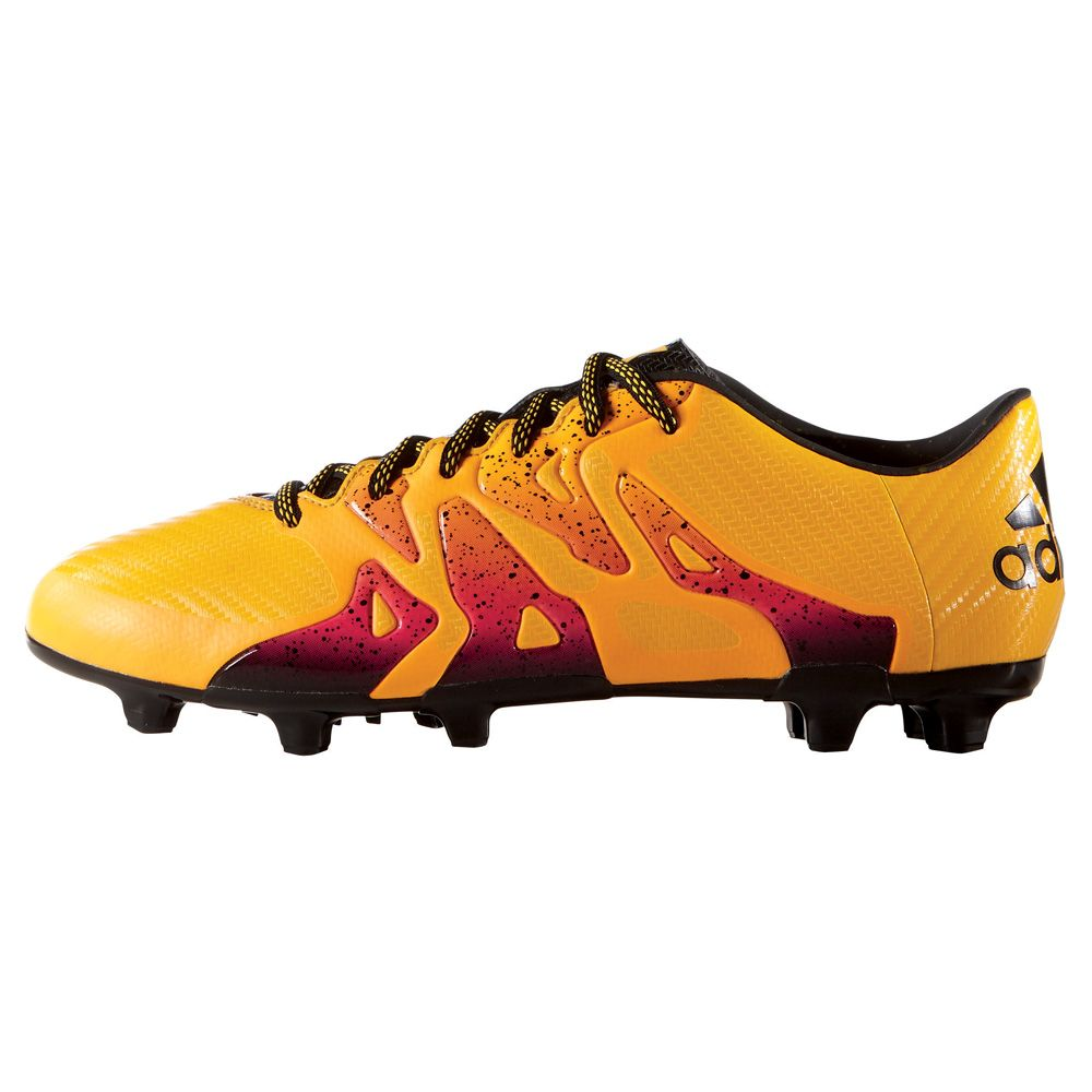 finest selection ac946 52aa5 adidas X 15.3 FG football boot men solar gold