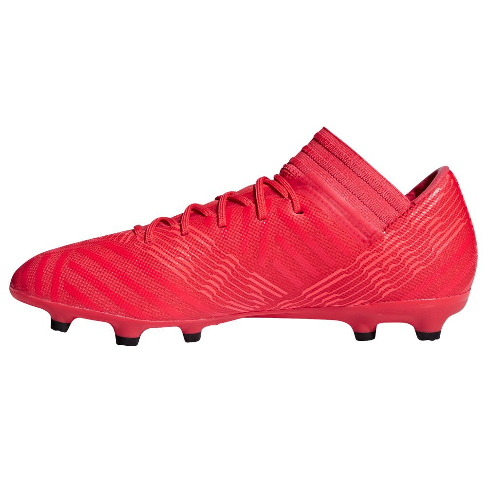 Nemeziz 17.3 FG football shoes men real coral