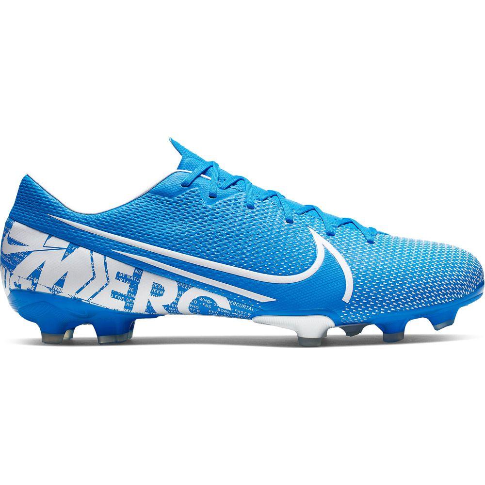 Nike Mercurial Vapor 13 Academy MG Soccer Shoe Men blue hero white obsidian