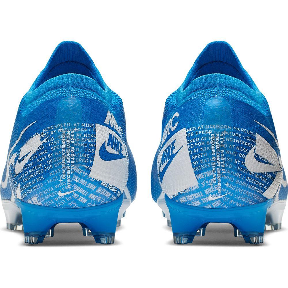 Nike Mercurial Vapor 13 Pro FG Fußballschuh Herren blue hero white obsidian