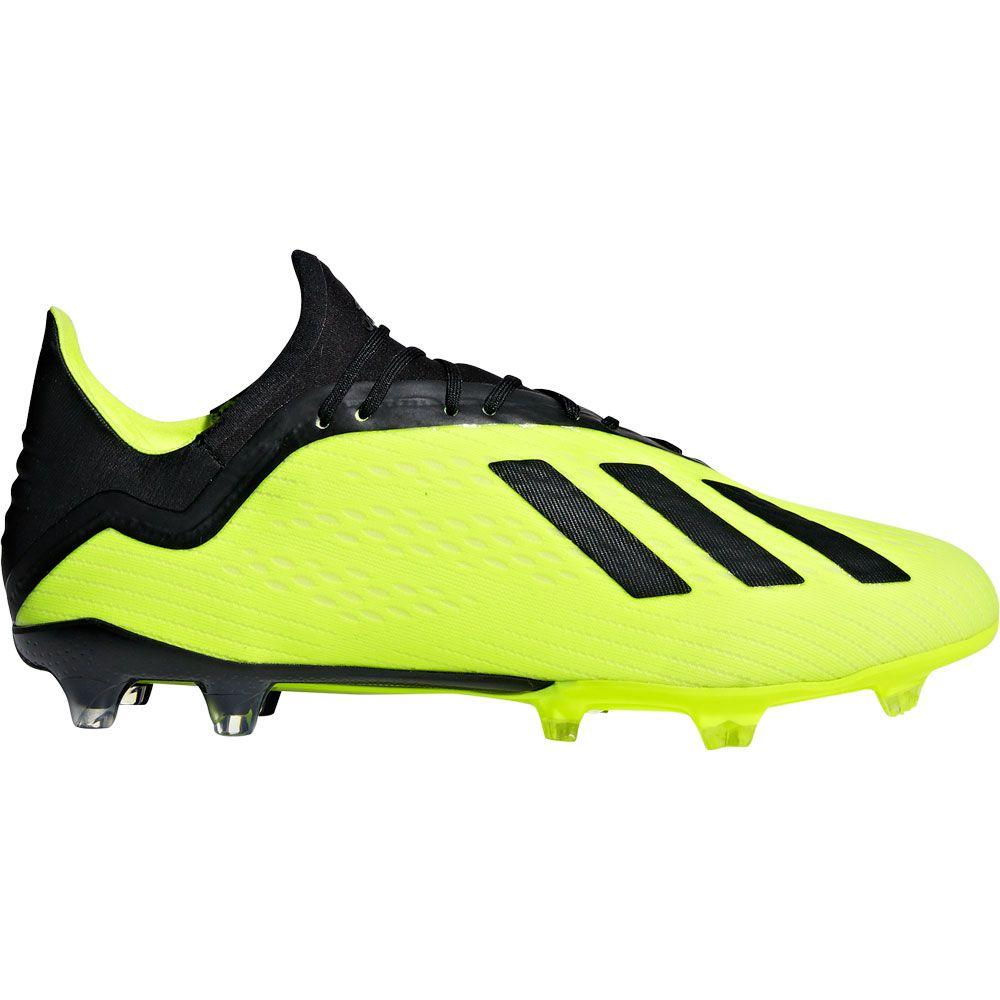 X 18.2 FG Football Shoes Men solar