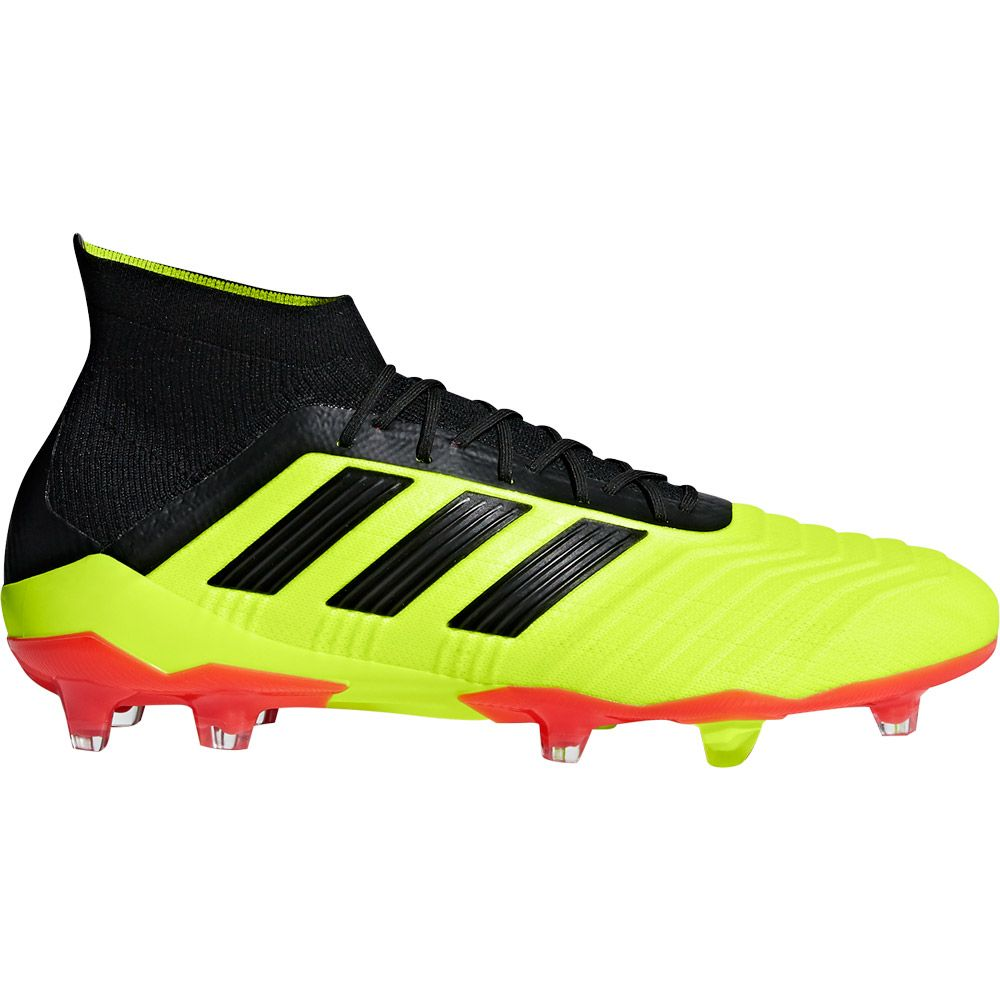 d51526f6d adidas Predator 18.1 FG Football Boots Men solar yellow core black solar red