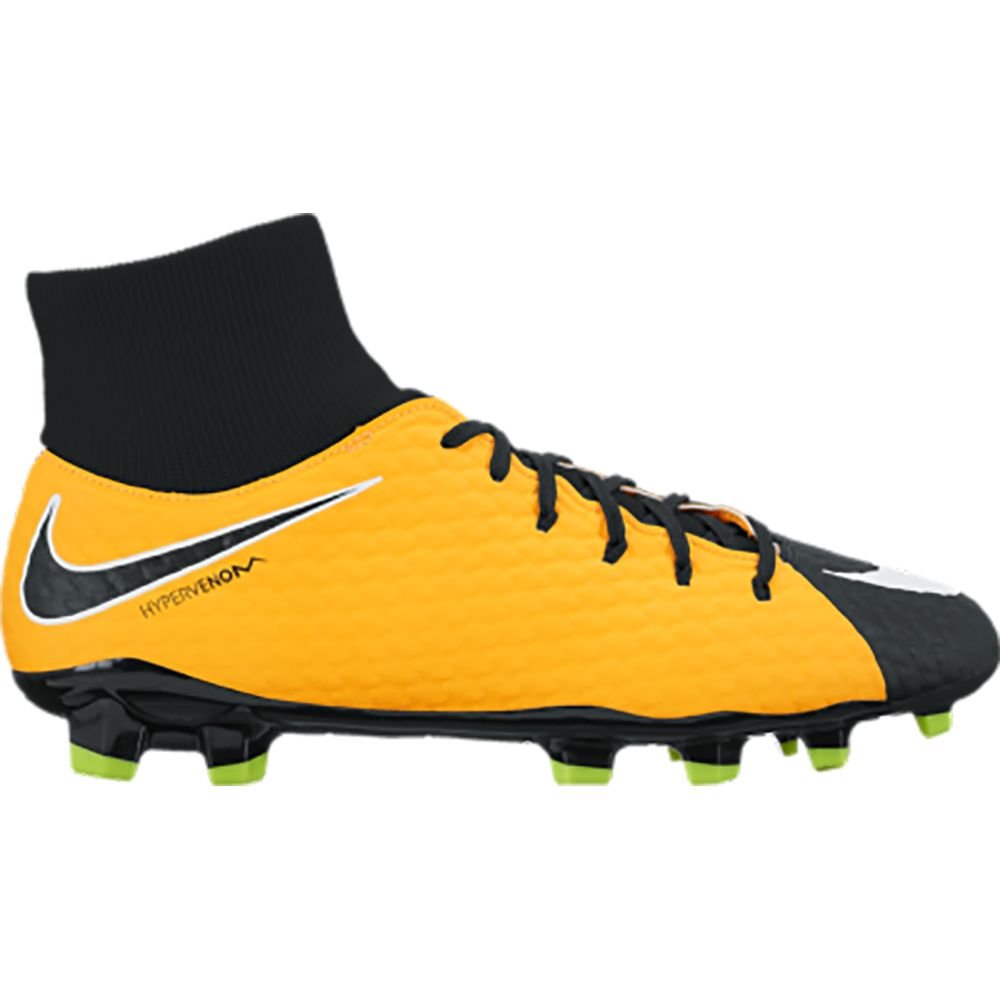 huge selection of 7f27e 05b5e Nike HypervenomX Hypervenom Phelon III Dynamic Fit Football Shoe Men laser  orange black