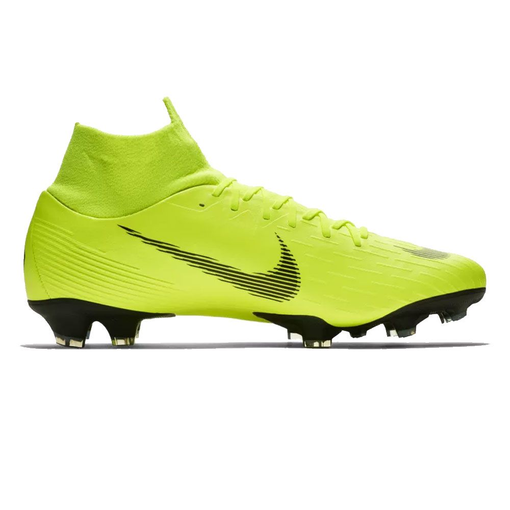 best wholesaler best authentic best price Nike - Mercurial Superfly VI Pro FG Football Shoes Men yellow