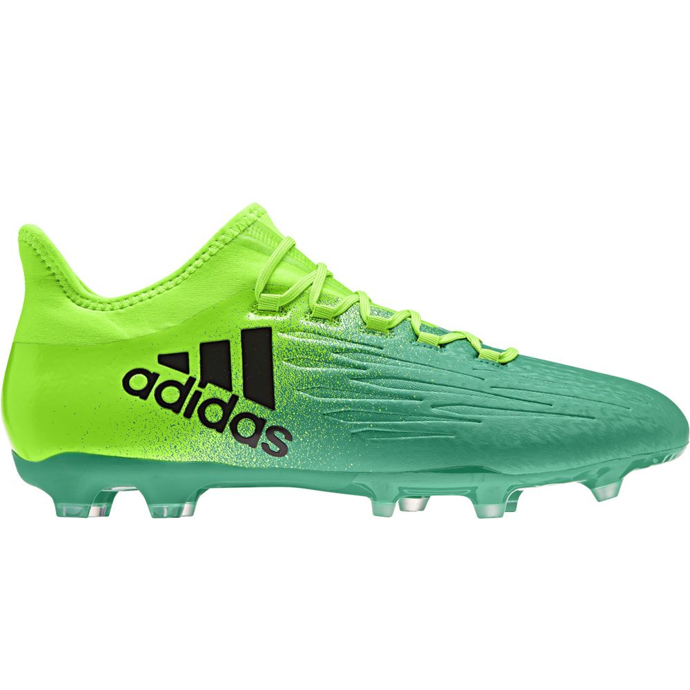 709f99c776e adidas - X 16.2 FG Football Shoes Men solar green at Sport Bittl Shop