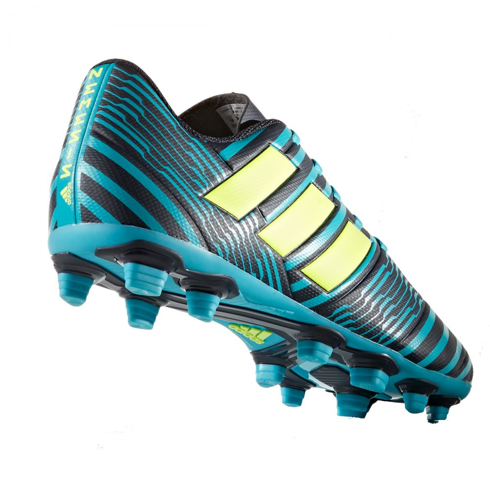 adidas Nemeziz 17.4 FxG football shoes men legend ink at