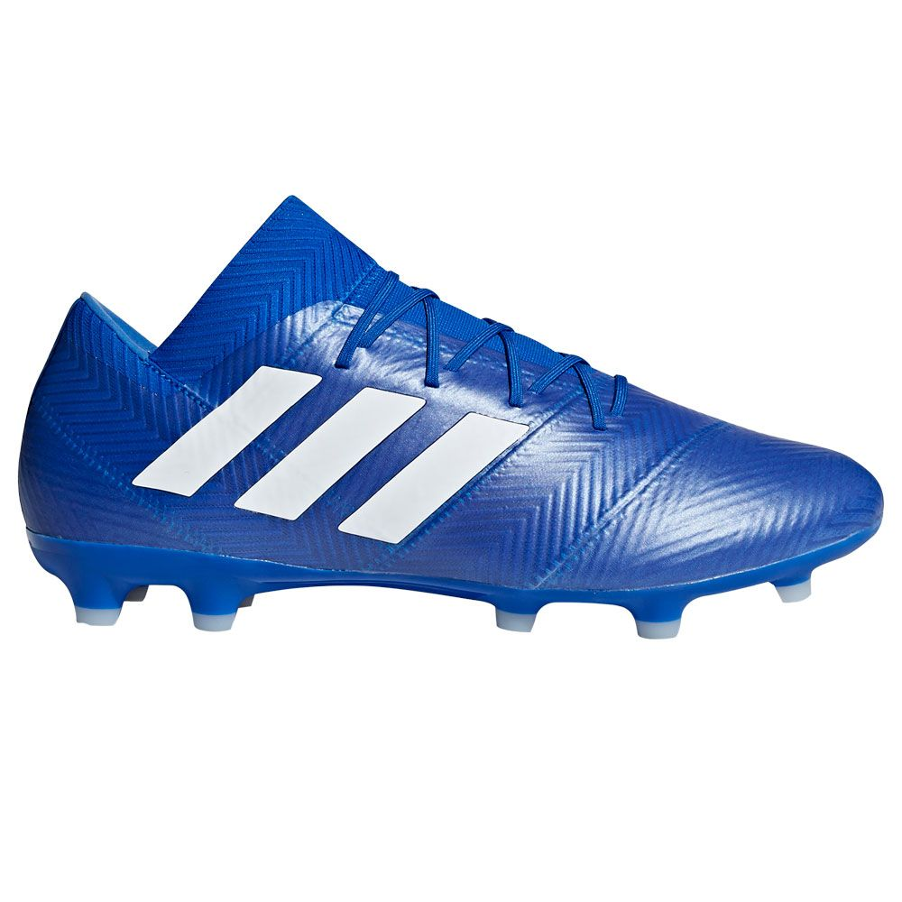 adidas Nemeziz 18.2 FG football shoes men football blue