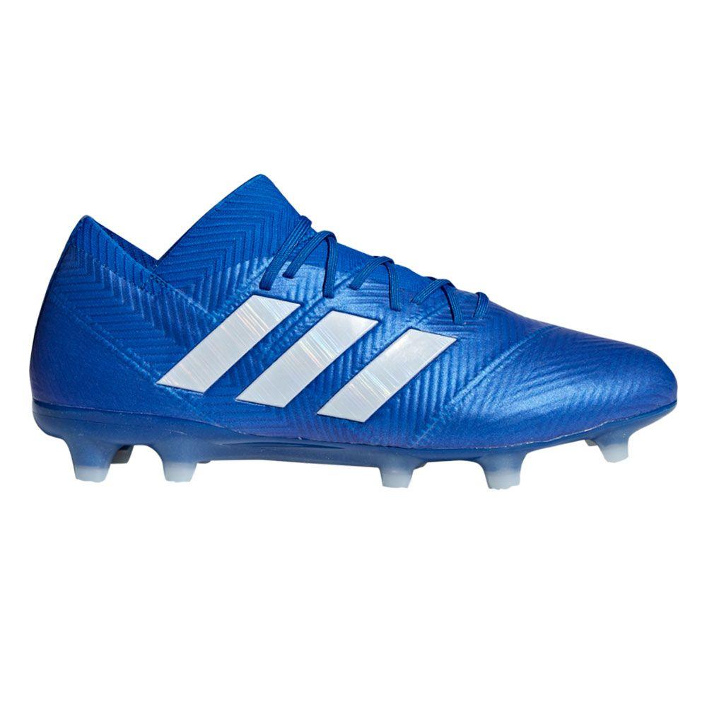 adidas Nemeziz 18.1 FG Fußballschuhe Herren football blue
