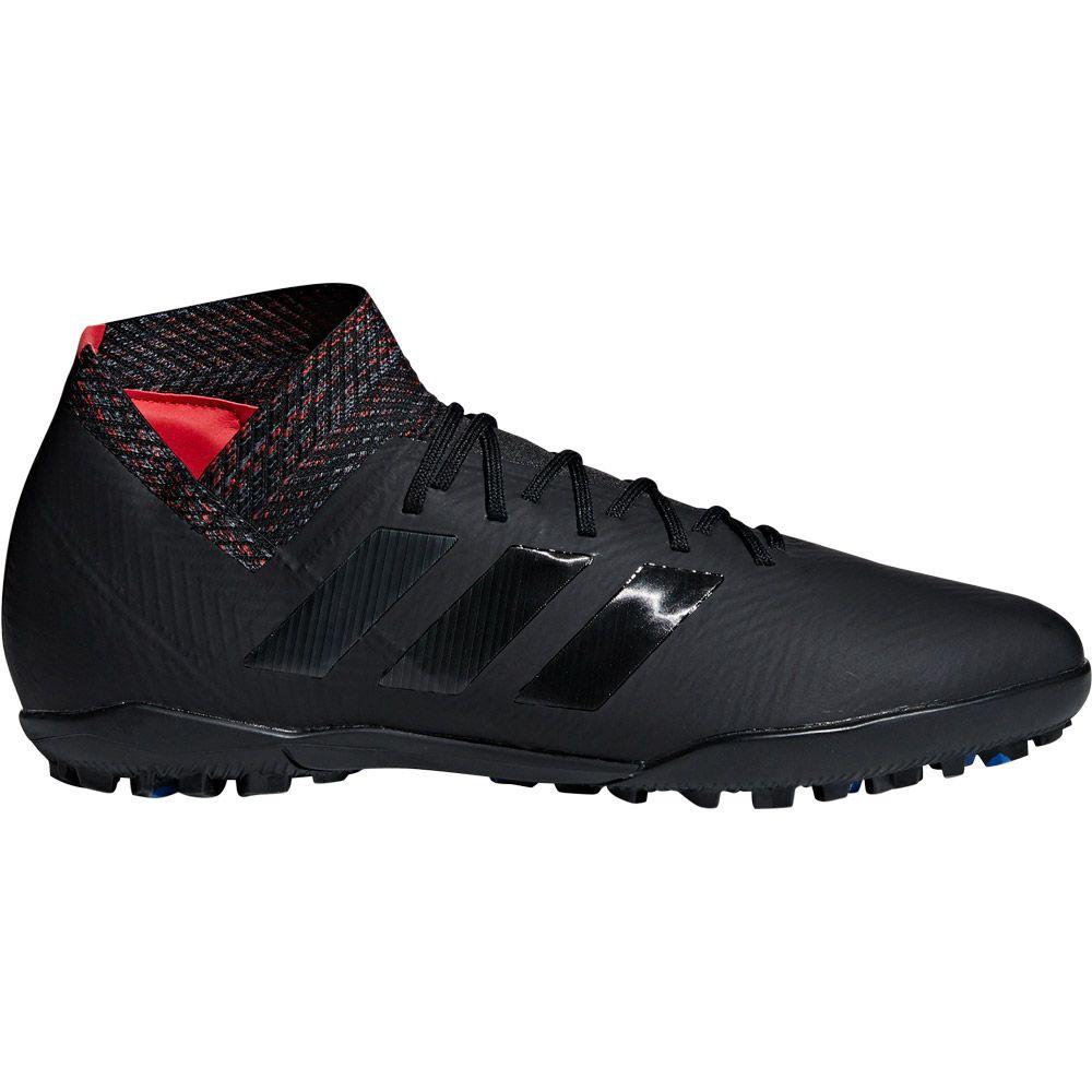 f05a47e77bb0 adidas Nemeziz Tango 18.3 TF Football Shoes Men core black football blue
