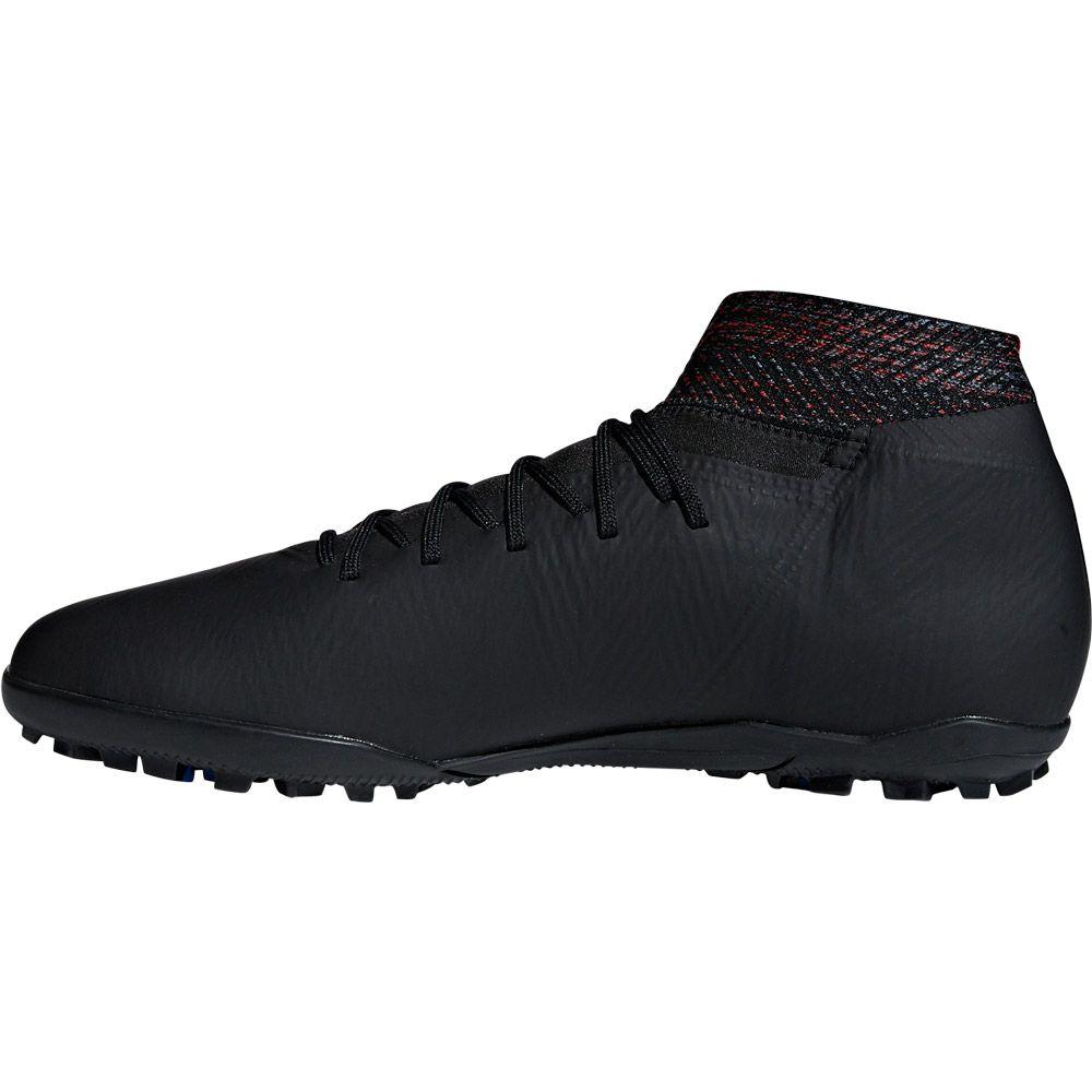 adidas Nemeziz Tango 18.3 TF Football Shoes Men core black football blue