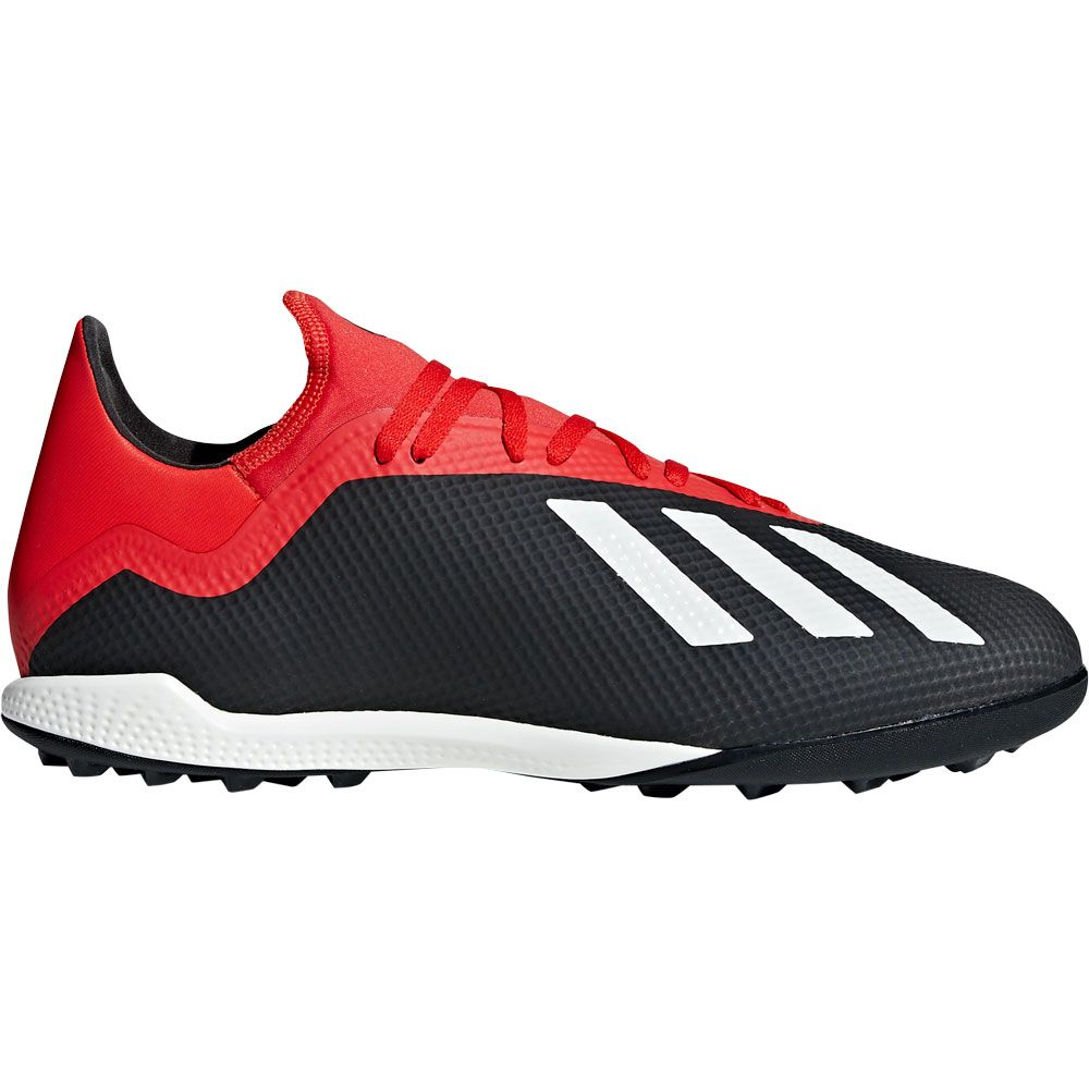 ced9fcbf ... adidas x tango 18.3 tf football shoes men core black off white active  red