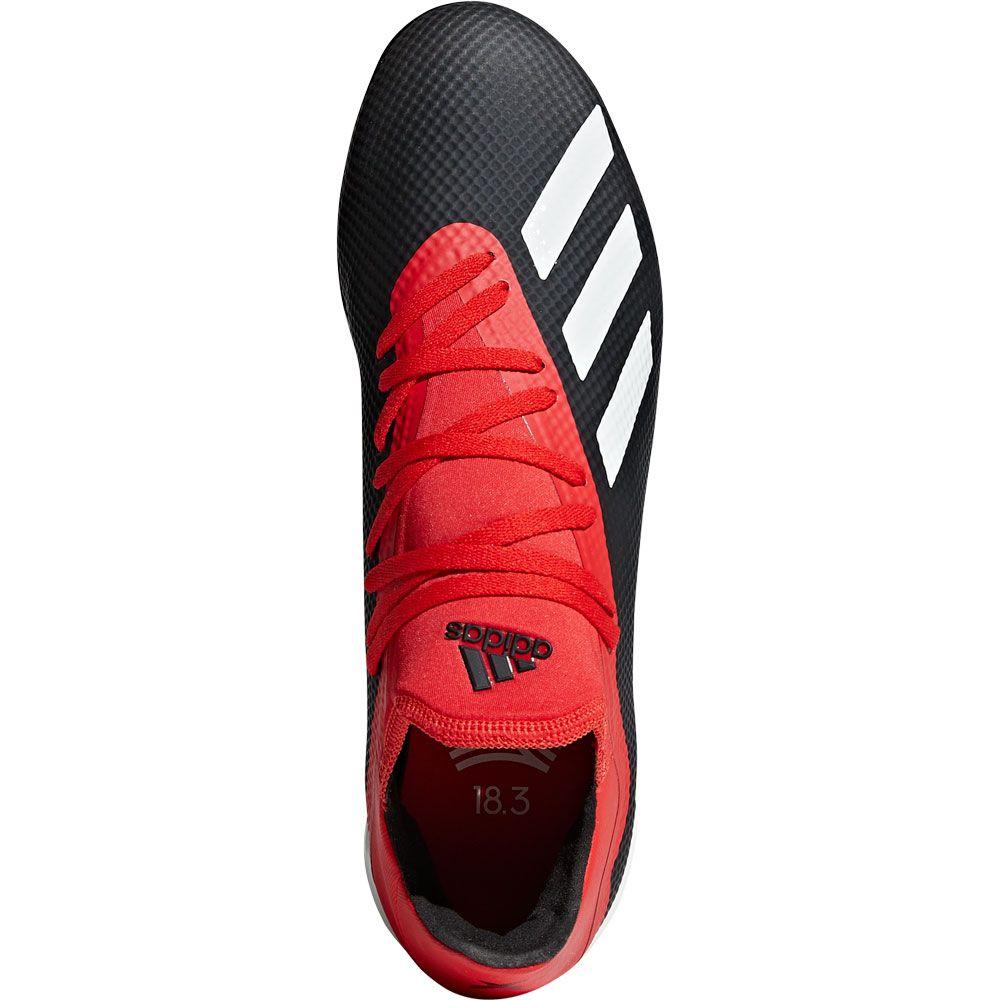 adidas X Tango 18.3 TF Fußballschuhe Herren core black off white active red